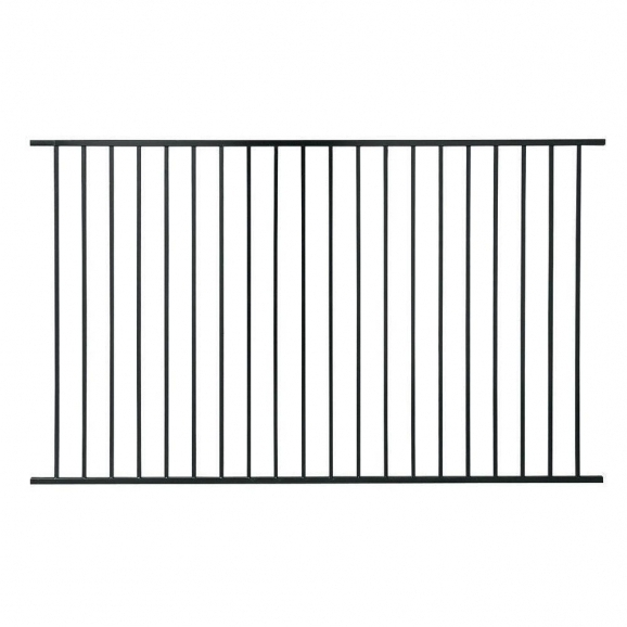 Home Depot Metal Fencing