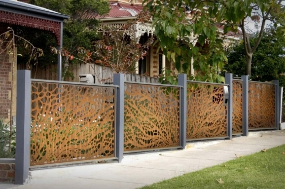 Fantastic Decorative Metal Fence Panels 15 Awesome Diy Lawn Fencing Ideas Easy Diy And Crafts Diy