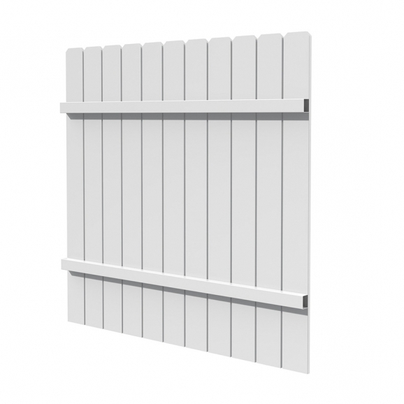 Fantastic Vinyl Fencing Panels Shop Fence Panels At Lowes
