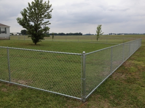 4 Chain Link Fence