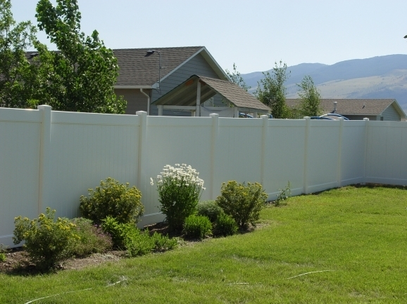 Cheap Vinyl Fence Panels
