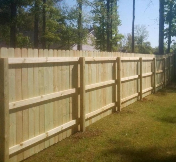 Outstanding Privacy Fencing Options Wood Privacy Fence Pictures And Ideas