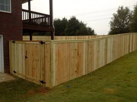 Installing A Privacy Fence