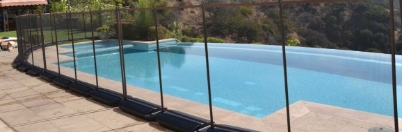 Beautiful Temporary Pool Fencing Temporary Pool Fencing No Holes Pool Fence