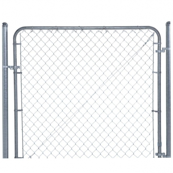 Delightful Chain Link Fence Gate Chain Link Fence Gates Chain Link Fencing Fencing Lumber