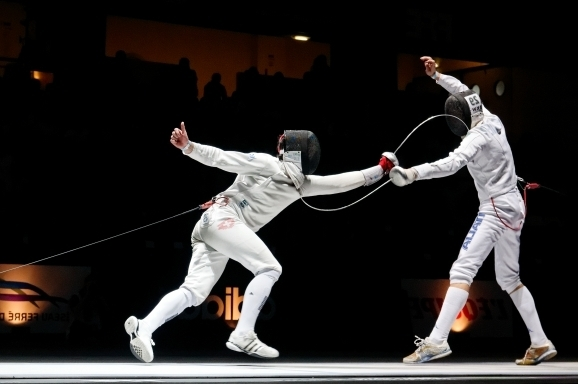 Fencing Sport Equipment