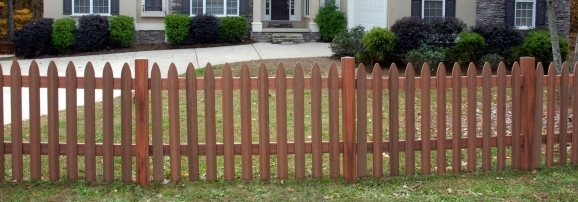 Lowes Composite Fencing