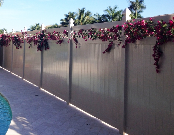 Inspiring Vinyl Fence Wholesale Choosing A Florida Vinyl Fence Style Pvc Fence Wholesale