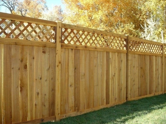 Wood Fence Panels Cheap