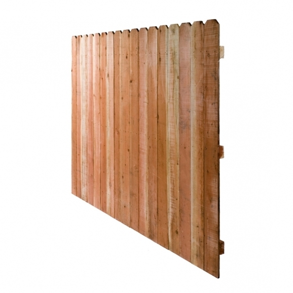 Remarkable Wood Fence Panel Shop Fence Panels At Lowes