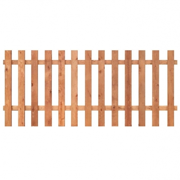 Picket Fence Panel