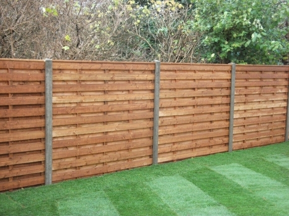 Wooden Fence Panels For Sale