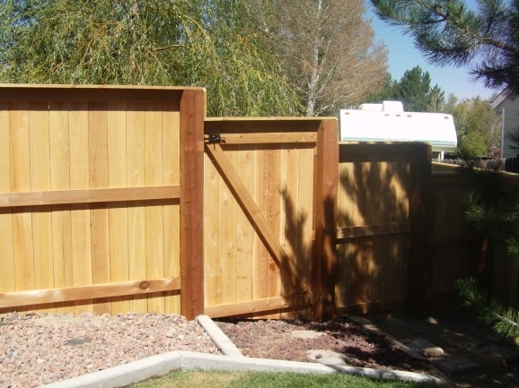 Beautiful Fencing Colorado Springs Back To Life Deck And Fence Repair Company In Colorado Springs