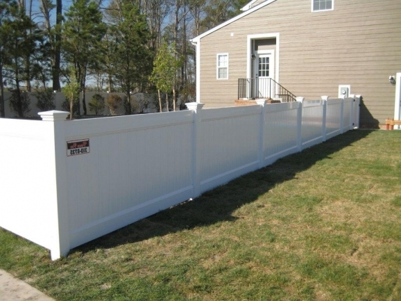 4 Foot Privacy Fence