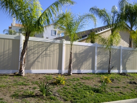 Vinyl Fencing Orange County