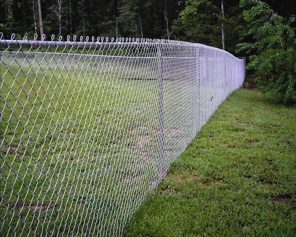 5 Foot Chain Link Fence