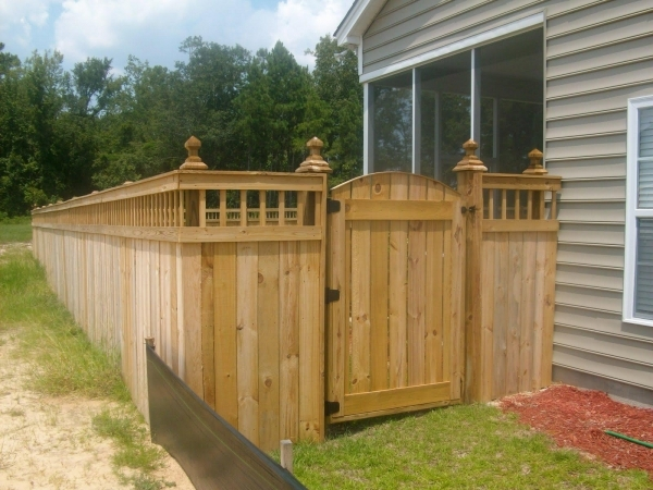 Cheapest Privacy Fence