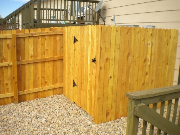6ft Privacy Fence