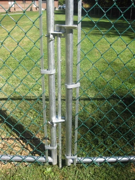 Chain Link Fence Gate Locks