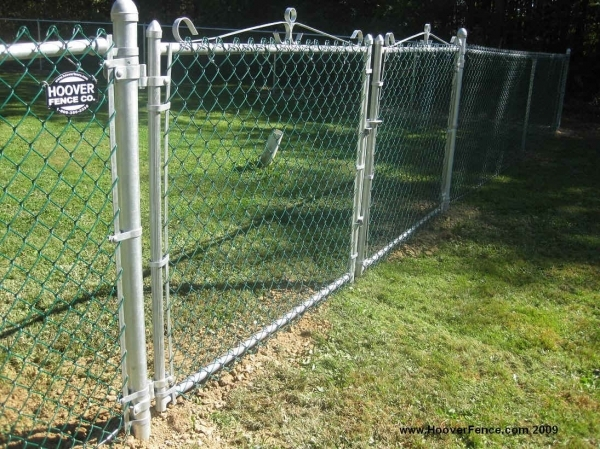 Chain Link Fence Posts