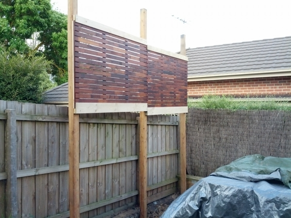 Marvelous Privacy Screen Fence Inspirations Privacy Fence Screen With Privacy Screen Fence 12