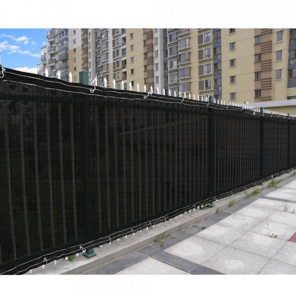 Marvelous Privacy Screen Fence Modern Large Corner Brown And Grey Privacy Screen Design With