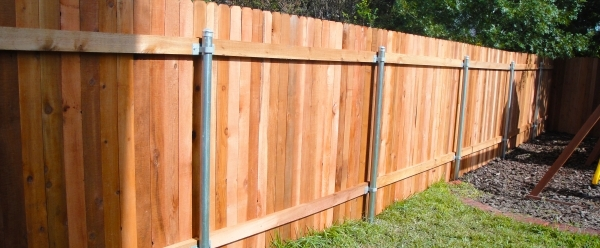 Pictures Of Privacy Fences