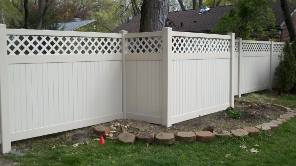 Plastic Privacy Fence