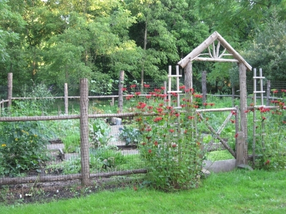 Vegetable Garden Fencing