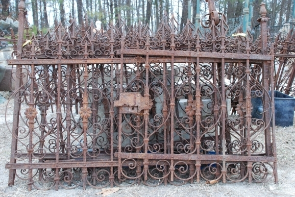 Wrought Iron Fencing For Sale