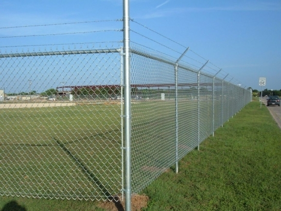 Chain Link Fence Design