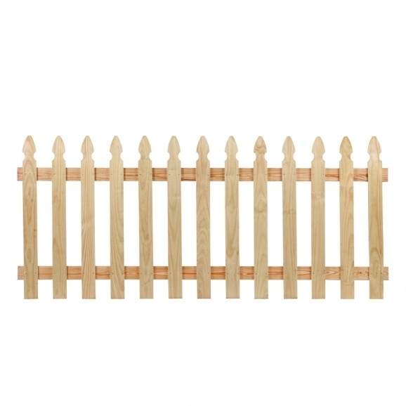 Lowes Picket Fence Panels