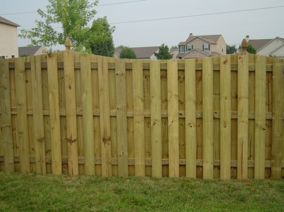 Types Of Privacy Fences