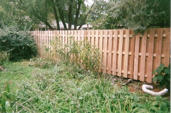 Lowes Fencing Installation