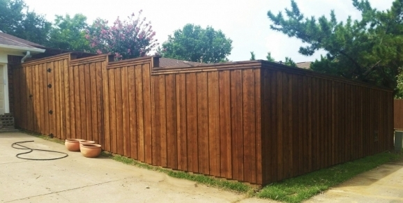 8 Foot Privacy Fence