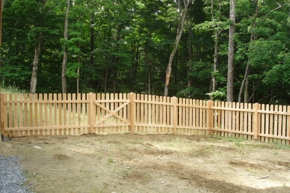 Outdoor Dog Fence Panels