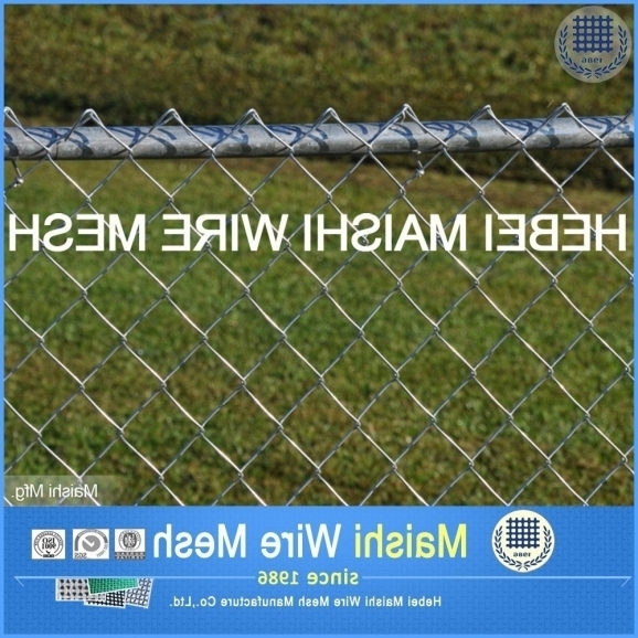 Chain Link Fence Wholesale