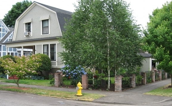 Corner Lot Fence Ideas